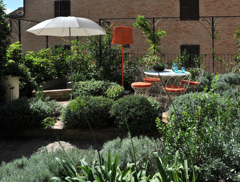 Edilizia residenziale ed uffici harpo spa - Giardino pensile terrazzo ...