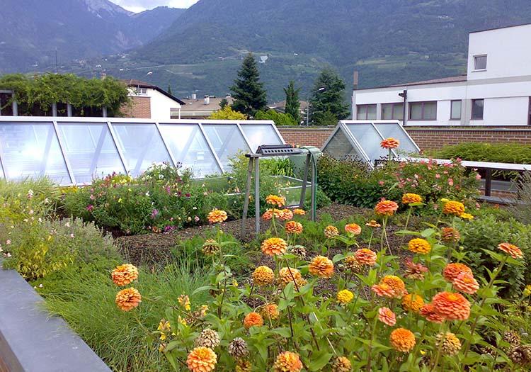 Convegno il giardino pensile harpo spa for Giardino pensile