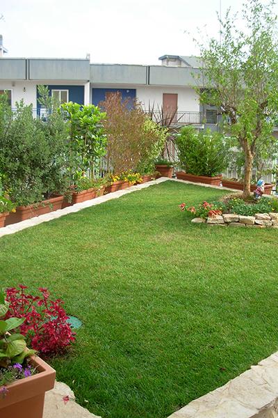 terrazze giardino