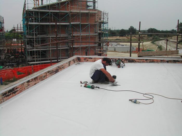 Impermeabilizzazione terrazze | Harpo spa