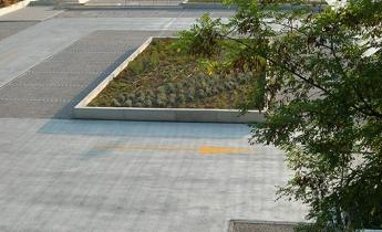 copertura parcheggio - intensivo carrabile