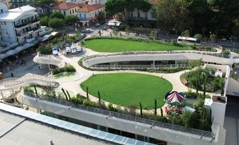 Piazza Alba - intensivo leggero e pavimentato