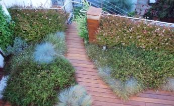 giardino pensile - terrazza privata