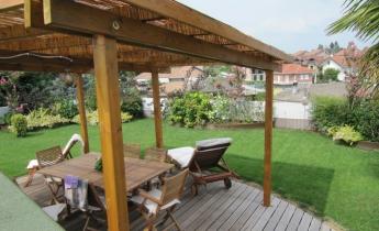 terrazza privata giardino pensile harpo