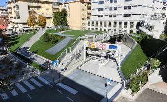 copertura parcheggio - intensivo leggero