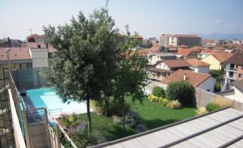 terrazza privata giardino pensile