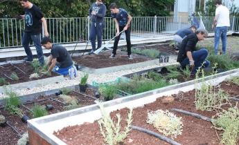 Scuola | Liceo Keplero: a Roma i ragazzi studiano sul tetto verde