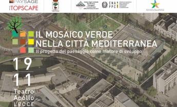 Il Mosaico Verde nella Città Mediterranea | Seminario Internazionale_Harpo Paysage