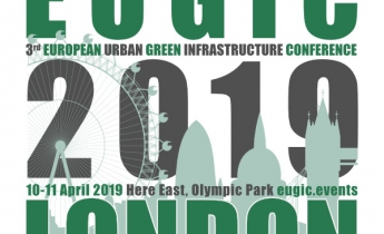 Londra 10-11 aprile 2019 - 3rd European Urban Green Infrastructure Conference