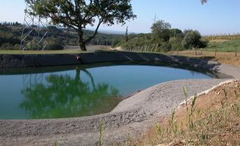 Geomembrane HarpoCover - Campo di Sasso