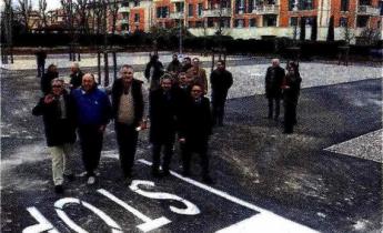 Chievo Verona un nuovo parcheggio da 70 posti - Harpo Seic Geotecnica