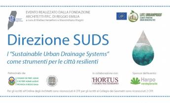 HORTUS 2018_sistemi di drenaggio per città resilienti