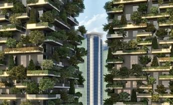 Bosco Verticale | Harpo seic geotecnica | Isola, Milano | Enkadrain ST