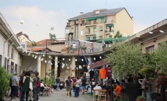 casa ozanam - orto urbano torino