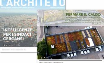 L'Architetto - Isole di calore in città