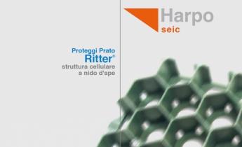 Proteggi Prato Ritter struttura cellulare- Harpo Seic Geotecnica