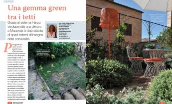 Ristrutturare casa chic_Una gemma green tra i tetti