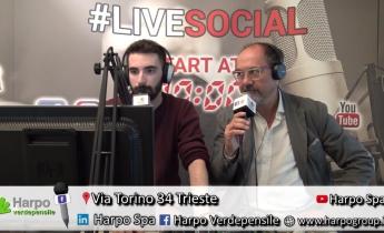 RadioVenezia live Social