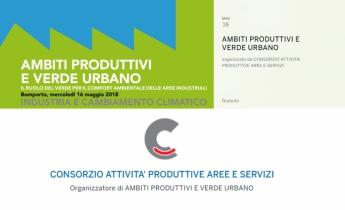Ambiti produttivi e verde urbano - Bomporto (MO) - 16/05/18