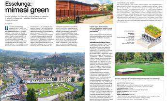 Esselunga: mimesi green   Harpo spa