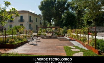 Il verde tecnologico | Harpo verdepensile