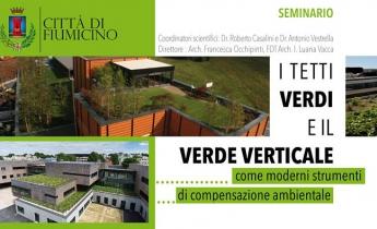 Convegno tetti verdi   Fiumicino, 23.01.18