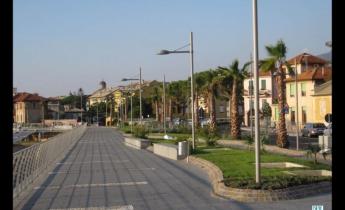 Harpo verdepensile - Nuovo porto di Loano