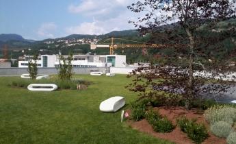 Giardini d'inverno: sui tetti il verde dura tutto l'anno!