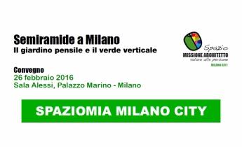 Harpo verdepensile - Convegno Semiramide - 26 febbraio 2016 - Milano