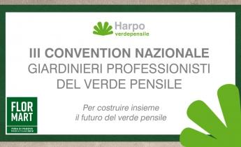 III Convention Nazionale Giardinieri Professionisti del Verde Pensile | Padova Fiere, 21/09/18