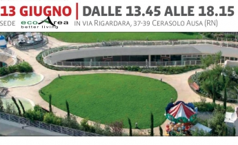 WORKSHOP  Verde Pensile  -  Cerasolo Ausa, 13/06/19