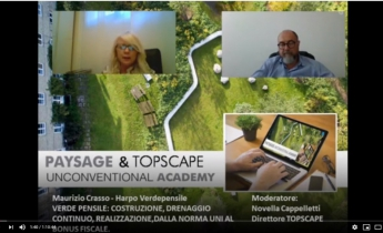 Video Verde Pensile - Corso PAYSAGE 22/07/2020