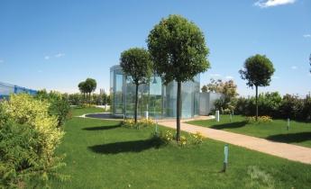 Verdepensile - Coperture o aree a verde di elevato pregio - Harpo