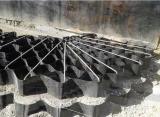 Cantiere muro a gravità - Divisione SEIC - Harpo