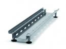 Verdepensile - canaletta CF- AR con altezza regolabile - Harpo Group