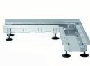 Verdepensile - Raccordo CF-T canaletta - Harpo Group