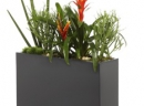Accessori a verde pensile e impermeabilizzazioni - vaso CUBO