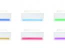 Accessori a verde pensile e impermeabilizzazioni - vasi a led SOFT